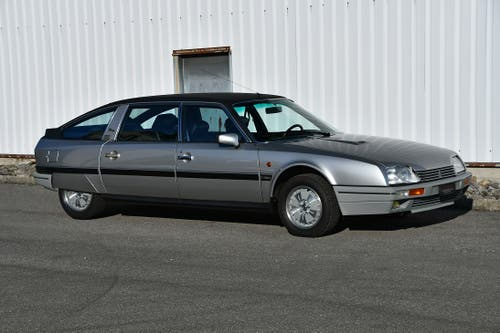 Citroen CX 25 Prestige Turbo 1 1989