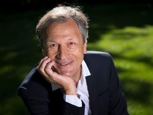 Dominique Blanc ist Präsident der Amateurliga (Bild: KEYSTONE/LAURENT GILLIERON)