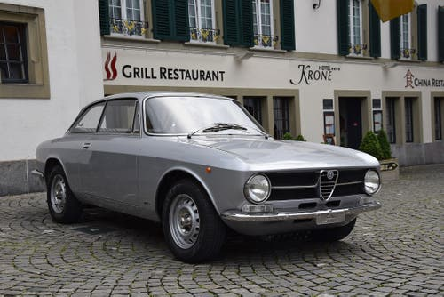 Alfa Romeo GT 1300 Junior 1972