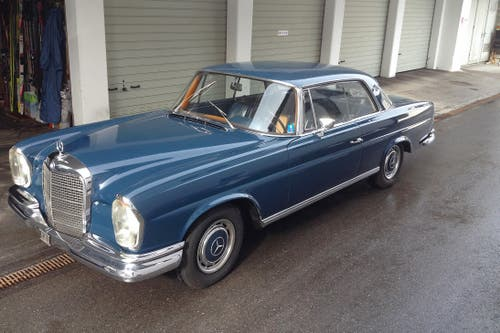 Mercedes 280 SE Coupe 1968