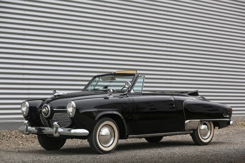 Studebaker Champion Convertible 1951