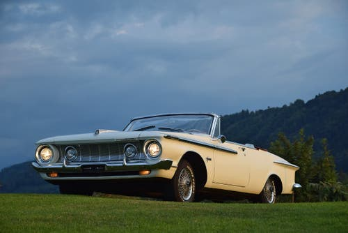 Plymouth Fury Convertible 1962