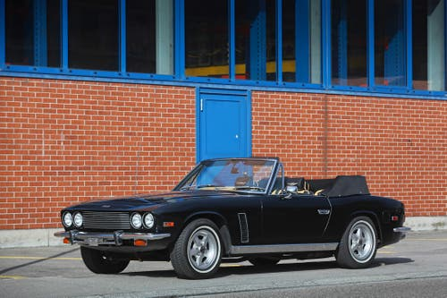 Jensen Interceptor Convertible 1974