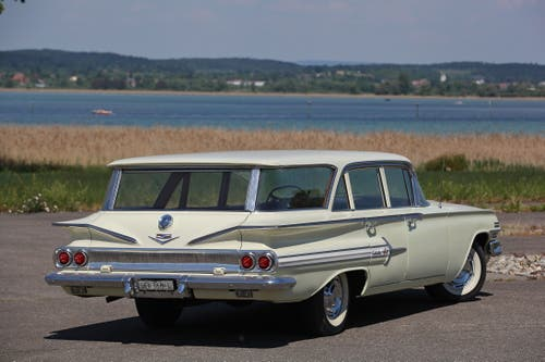 Chevrolet Nomad Station Wagon 1960