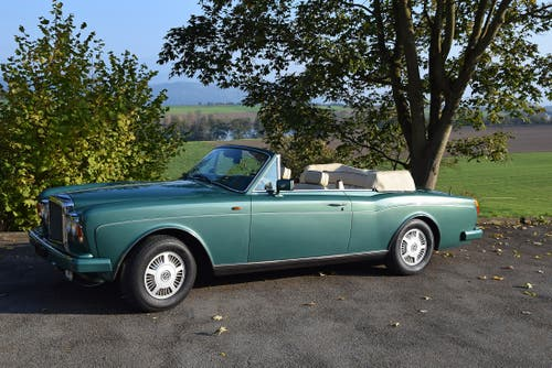 Bentley Continental Drophead 1988