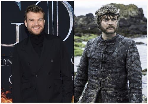 Pilou Asbaek als Euron Greyjoy. (Evan Agostini/Invision/AP/HBO)