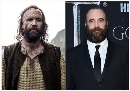 "Rory McCann als Sandor ""The Hound"" Clegane. (HBO/Evan Agostini/Invision/AP)"