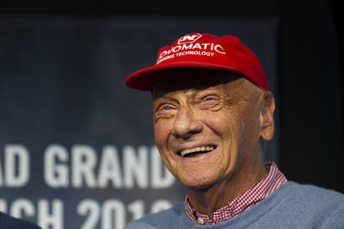 Niki Lauda verstarb am 20. Mai 2019. (Bild: Erwin Scheriau/Keystone)
