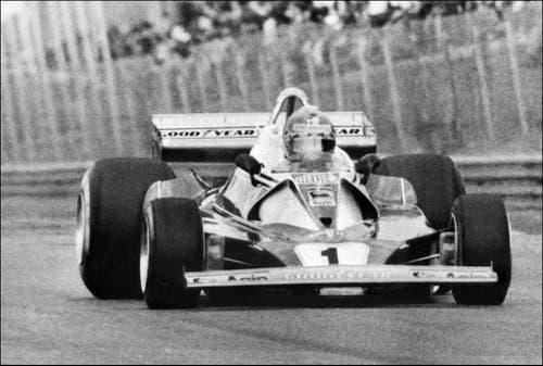 Lauda fuhr für McLaren (1982-1985), Brabham (1978-1979), Ferrari (1974-1977), BRM (1973) und March (1971-1972). (Bild: AFP/Keystone)