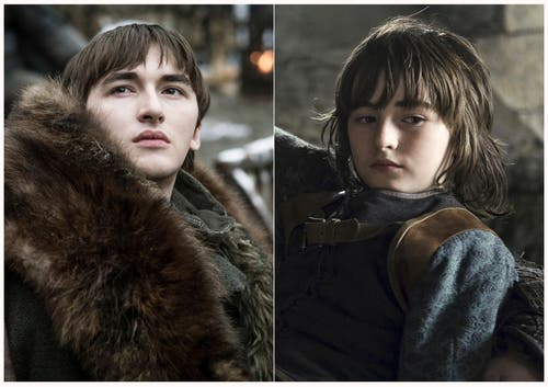 Isaac Hempstead Wright spielte Bran Stark. (HBO via AP)
