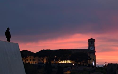 Cannes. (EPA/IAN LANGSDON)