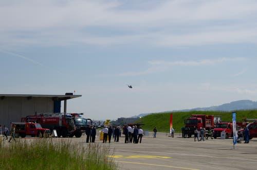 Impressionen vom Tag der Öffentlichkeit des Militärflugplatzes Emmen. (Bild: PD, Emmen, 24. Mai 2019)