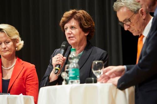 Ida Glanzman. (Bild: Jakob Ineichen, Sempach, 28. Mai 2019)