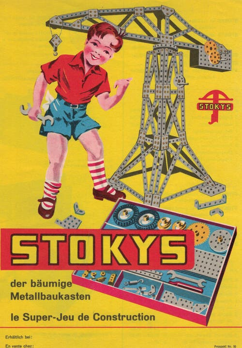 «Bäumiges» Poster. (Bild: Stokys Systeme AG)