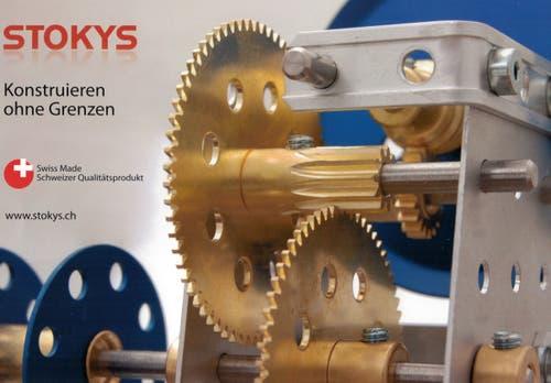 Die Zahräder der Firma Stokys drehen seit 1942. (Bild: Stokys Systeme AG)