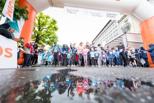 Besonders die Familienkategorie ist bei den Luzernern beliebt. (Bild: Roger Grütter, 4. Mai 2019)