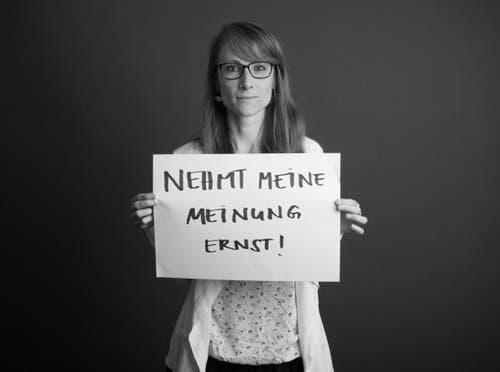Yasmin Kunz, Reporterin