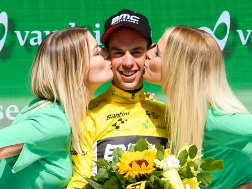 Richie Porte, der Vorjahressieger der Tour de Suisse, verzichtet in diesem Jahr auf den Abstecher in die Schweiz (Bild: KEYSTONE/GIAN EHRENZELLER)