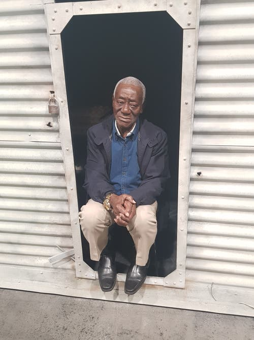 Raul Porillo Sama, Sammler aus Havanna.