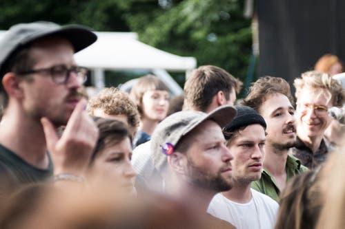 Blick ins Publikum. (Bild: Till Hess)