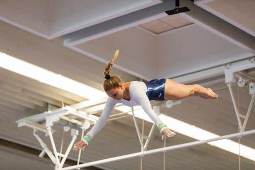Nicole Strässle vom BTV Luzern. (Bild: Severin Bigler)