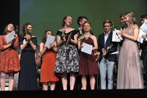 Endlich geschafft! (Bild: Urs Hanhart, Altdorf, 19. Juni 2019)