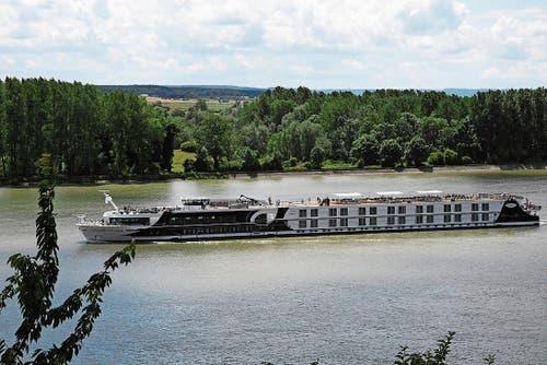 Die Excellence Royal bietet 4-Sterne-plus-Komfort auf dem Wasser.