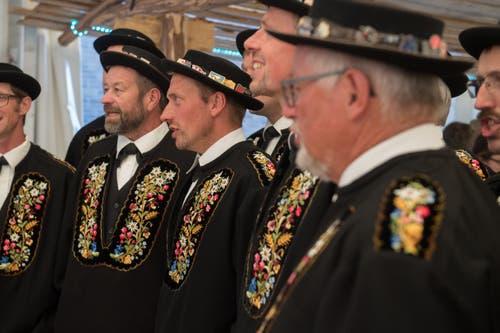 Impressionen vom Jodlerfest Horw. (Bild: Boris Bürgisser, Horw, 28.06.2019)