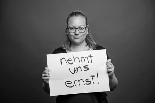 Martina Odermatt, Redaktorin Kanton Luzern