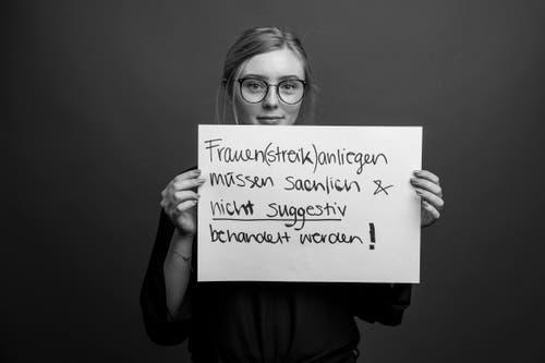 Linda Leuenberger, freie Mitarbeiterin Online/Storypool