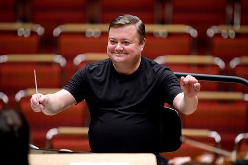 Mikko Franck. Der Finne bringt als Chefdirigent eine nordische Brise nach Frankreich.