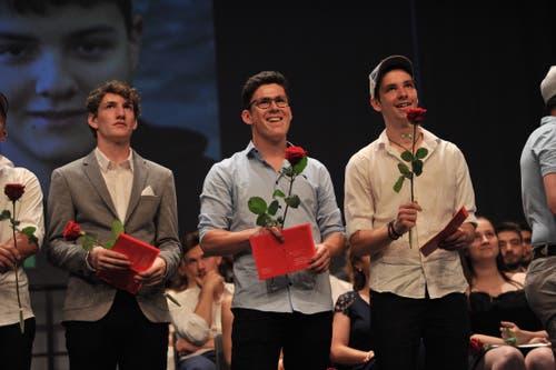 Freude bei den Schreinern. (Bild: Urs Hanhart, Altdorf, 2. Juli 2019)