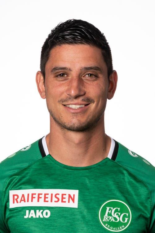 Moreno Costanzo: Note 4. Wird in der 71. Minute für den starken Ruiz eingewechselt. Diesen Tausch hätte sich FCSG-Trainer Peter Zeidler sparen können. Bleibt ohne nennenswerte Szene.