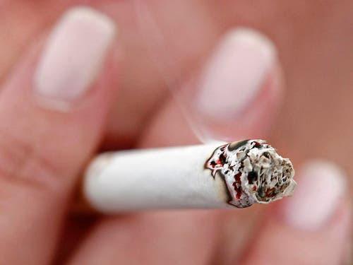 Erst Brasilien und die Türkei haben alle von der Weltgesundheitsorganisation WHO empfohlenen Massnahmen zur Eindämmung des Tabakkonsums voll umgesetzt. (Bild: KEYSTONE/AP/JENS MEYER)