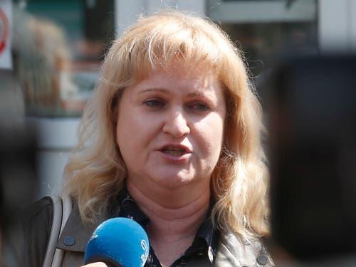 Nach Angaben von Olga Michailowa, der Anwältin von Alexej Nawalny, ist der Kreml-Kritiker vergiftet worden. (Bild: KEYSTONE/EPA/MAXIM SHIPENKOV)