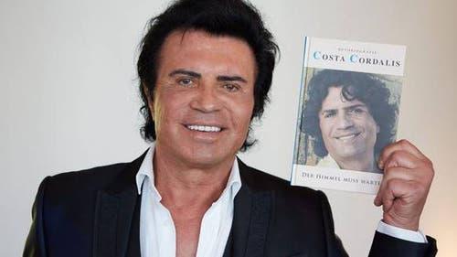 """Costa Cordalis war vor allem für seinen Hit """"Anita"""" bekannt. (Bild: EPA/DPA)"""