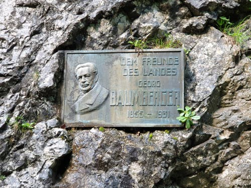 In Memoriam Georg Baumberger