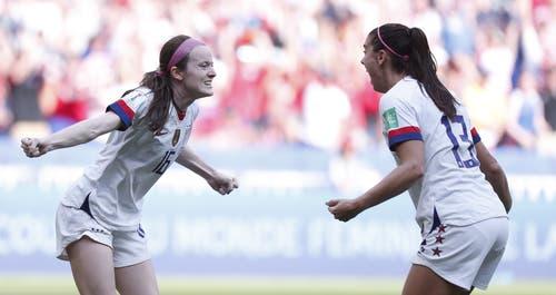 Vier WM-Titel gewannen die US-Frauen bislang.