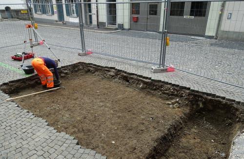 In der St.Galler Innenstadt, liegen nur... (Bild: KASG)