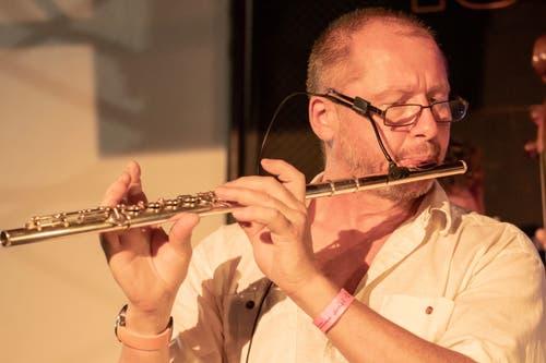 Tangorea an den 31. Jazztagen Lichtensteig. (Bild: Sascha Erni)