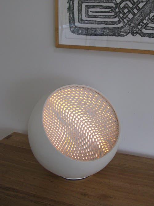 «Mood Lamp» von der New Yorker Designerin Colleen Carlson, Preis auf Anfrage unter colleencarlsondesign.com Bild: zvg