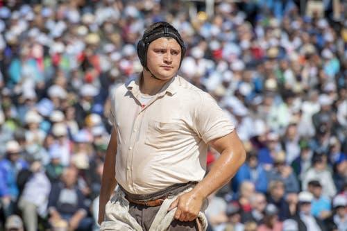 Nick Alpiger fühlt sich nach seiner Verletzung wieder fit - doch ist er auch schon wieder voll leistungsfähig? (Bild: Keystone)