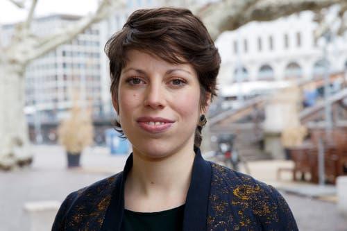 Lisa Mazzone, Grüne. (Bild: KEYSTONE/SALVATORE DI NOLFI)
