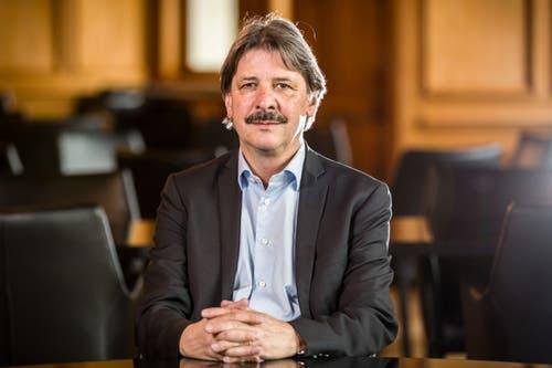 Paul Rechsteiner, SP. (Bild: Sandra Ardizzone)