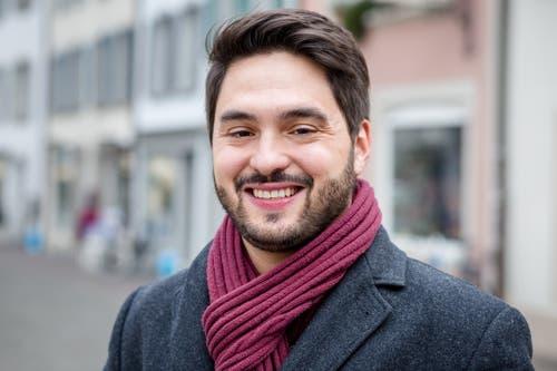 Cédric Wermuth, SP. (Bild: Sandra Ardizzone)