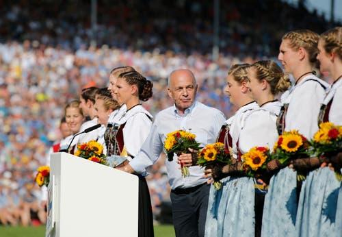 (Bild: Stefan Kaiser, Zug, 25. August 2019)