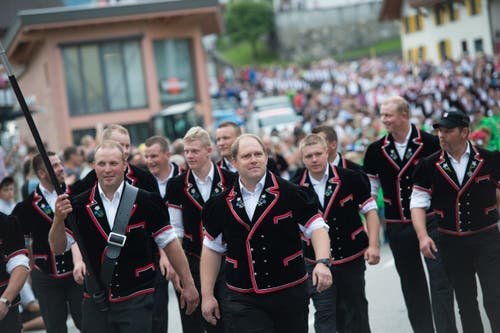(Bild: Pius Amrein, Sörenberg, 27. August 2019)