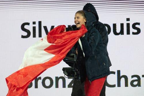 Holt Gold für die Schweiz: Martina Wick aus Arnegg SG. (Bild: SwissSkills)