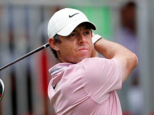 Rory McIlroy zählt zu den begabtesten Golfern überhaupt (Bild: KEYSTONE/AP/JOHN BAZEMORE)