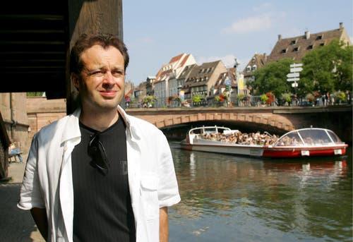 Komplexe Persönlichkeit mit einem «Beschützerinstinkt» für Kunstwerke: Stéphane Breitwieser im Jahr 2007 in Strassburg. (Bild EPA)